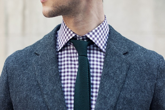 navy-knit-tie-gingham-shirt-e1386623925755